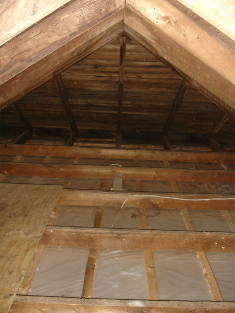 Although This Particular Project Was In Machusetts We Also Provide Bat Droppings Removal Rhode Island As Well