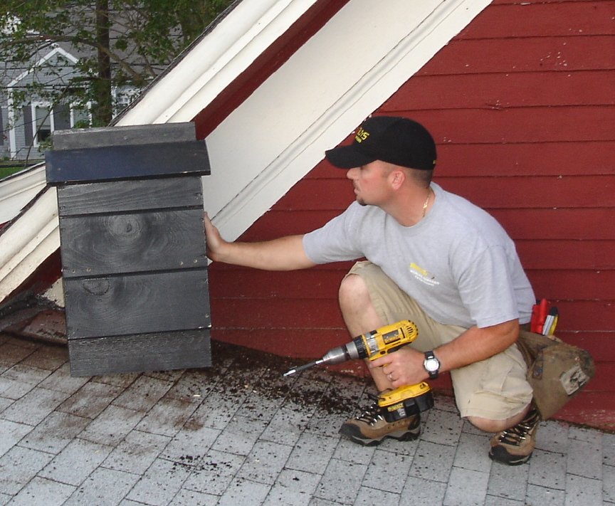 Traditional Bat House Fails Again